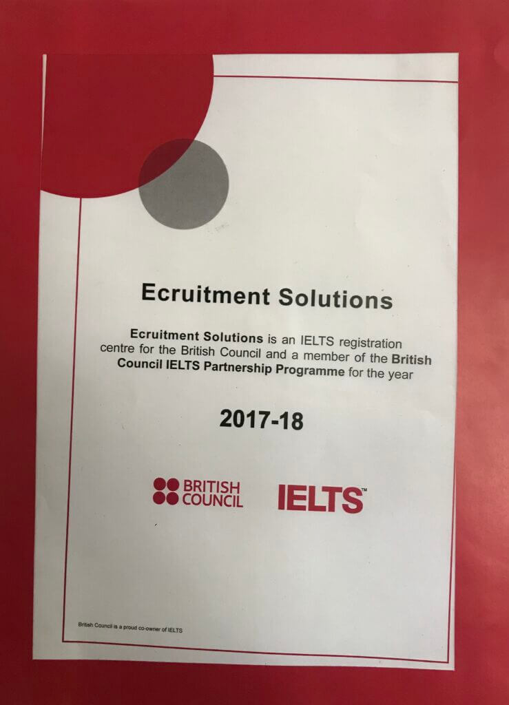 ielts course in chennai